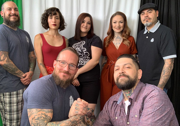 Archetype Tattoo Team